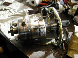 Catalyst motor 009